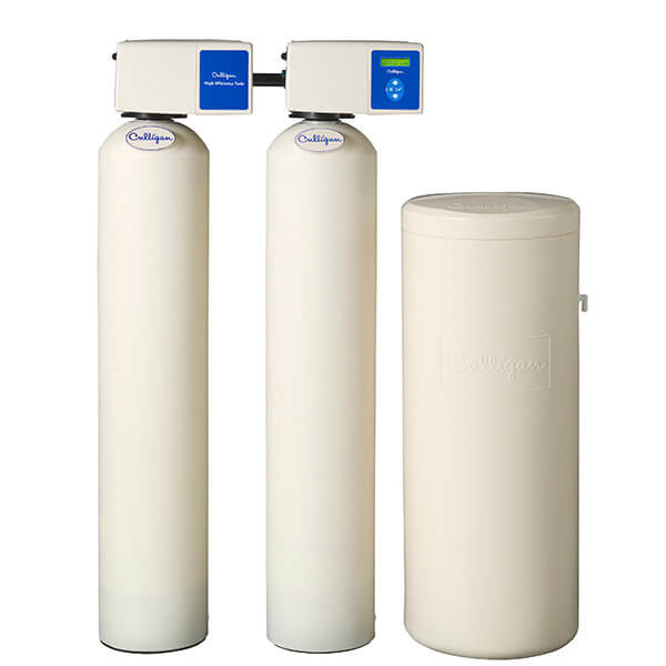 Culligan HE Twin and HE Progressive Flow Water Softeners