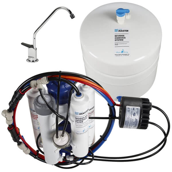 Home Master HydroPerfection Reverse Osmosis System