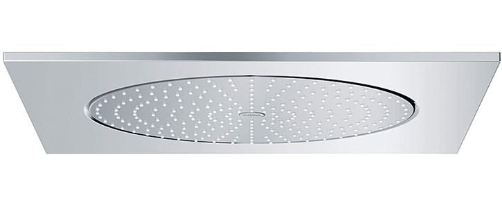 "GROHE Rainshower F-Series 10"" Ceiling Shower Head"