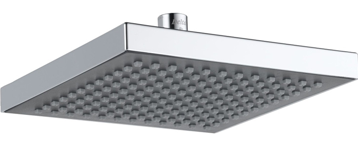 Delta Faucet Touch-Clean Rain Shower Head