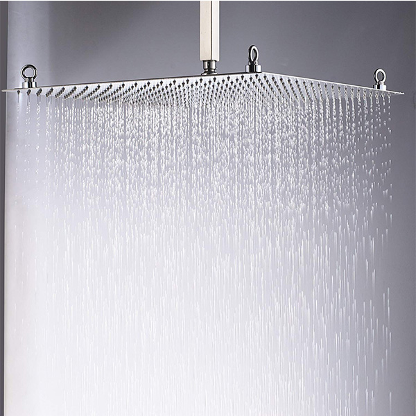 Rozin Bathroom Rain Showerhead