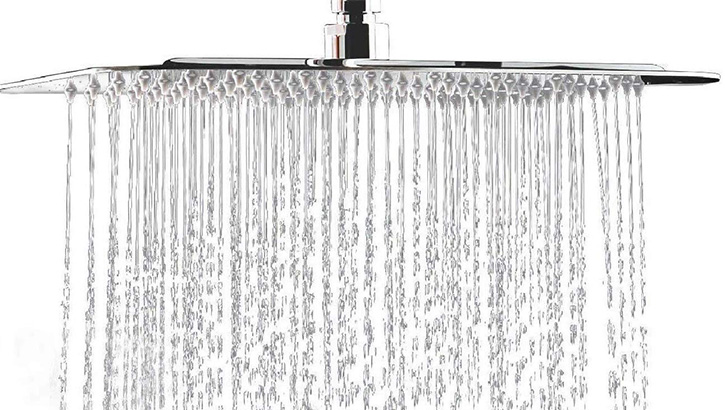 "Sertani 8"" Rainfall Shower Head"