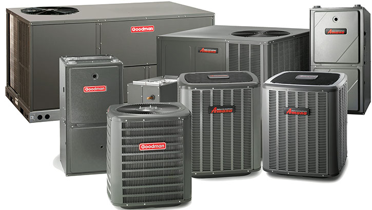 Goodman and Amana Air Conditioner