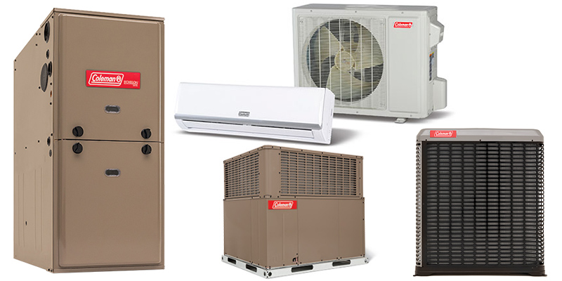 Coleman Air Conditioner Price Guide Pick Comfort