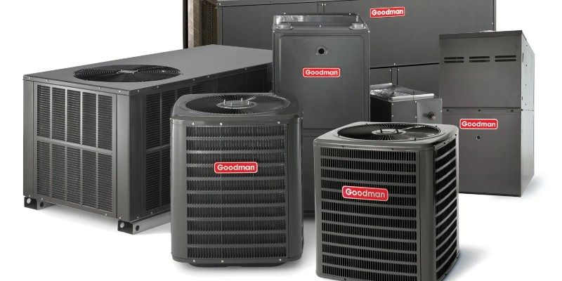 Goodman Air Conditioner Price Guide Pick Comfort